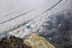 Glacier Curve (Marcel Cavelti) Tags: mk34885bearb glacier curve aletschgletscher mountain swiss alps switzerland climatic change valais fiesch ice clouds