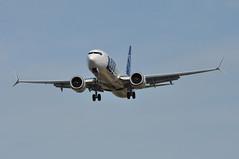 'LO27G' (LO0279) WAW-LHR (A380spotter) Tags: approach arrival landing finals shortfinals threshold belly boeing 737 7378 8 max max8 splvc polskielinielotniczelotsa lotpolishairlines lot lo lo27g lo0279 wawlhr runway27r 27r london heathrow egll lhr