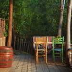 Village Life on Porch thumbnail
