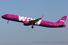 TF-MOM WOW Air Iceland A321-200 London Stansted Airport (Vanquish-Photography) Tags: tfmom wow air iceland a321200 london stansted airport vanquish photography vanquishphotography ryan taylor ryantaylor aviation railway canon eos 7d 6d 80d aeroplane train spotting egss stn londonstansted stanstedairport londonstanstedairport