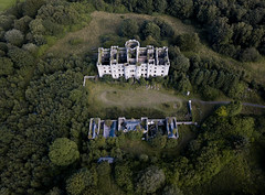 #135 Castle (EXPLORE) (Timster1973 - thanks for the 16 million views!) Tags: aerial aerialphotography fly mavic drone uav quadcopter dji mavicprodrone djimavicpro up uphigh droneflying tim knifton timster1973 timknifton explore exploration perspective lookdown lookingdown color colour castle derelict abandoned abandon decay open outdoor outdoors exterior external structure architecture building beauty composition decaying decayed shell scotland uk land landscape beautifuldecay beautyindecay