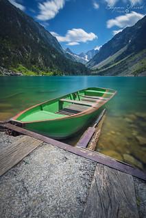 Barque @Lac de Gaube