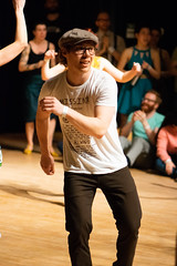Workman's cap (quinet) Tags: 2018 canada lindybout lindyhop swing tanz vancouver xii dance danse jazz britishcolumbia 124