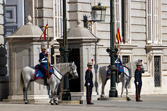 Relevo de la Guardia (Miguel Angel Prieto Ciudad) Tags: horse royal madrid palace military guard soldier ancient spanish spain king sonyalpha alpha3000 mirrorless history sonyalphadslr