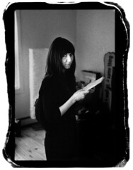 . (anu L ogy) Tags: leica m6 50mm summicron diy trix film filmisnotdead ishootfilm model girl portrait yage letters ayahuasca