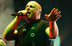 Disturbed announce new album 'Evolution' and release heavy new single 'Are You Ready' (prmusicmgt) Tags: