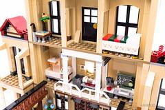 REVIEW LEGO 75930 Indoraptor Rampage (hello_bricks) Tags: review lego 75930 indoraptor rampage lockwood estate manor jurassicworld jurassicpark fallenkingdom dinosaure dinosaurs dinosaur toy movie