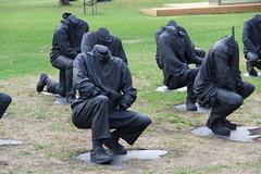 Sculpture in Regent's Park (ec1jack) Tags: kierankelly canoneos600d ec1jack regentspark london england britain uk europe camden august 2018 park summer sculpture headless men