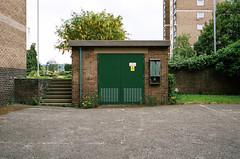 Northgate 301 (Peter.Bartlett) Tags: kirklees minoltax700 urban westyorkshire unitedkingdom portra400 uk sign peterbartlett facade doorway huddersfield kodak film door england gb