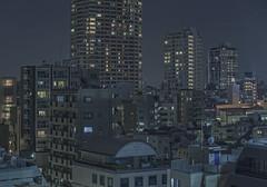 Tokyo 4462 (tokyoform) Tags: tokyo tokio 東京 日本 tokyoform chrisjongkind japan city 都市 ciudad cidade ville stadt urban cityscape skyline 都市の景観 都市景観 街並み stadtbild paesaggiourbano paisagemurbana paisajeurbano paysageurbain night nuit nacht noche 夜 夜晚 dark hdr canon 6d