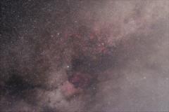 Cygnus (abonis) Tags: canon 600d ha astrophotography stars road night astrometrydotnet:id=nova2712675 astrometrydotnet:status=solved cygnus deneb sadr gienah