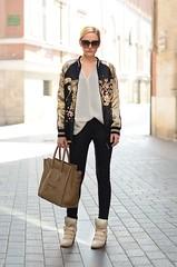 5 estilos de moda que você pode criar com jaquetas Bomber (meumoda) Tags: bomber criar estilos jaquetas