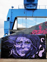 Mad Juice / Dok Noord - 8 aug 2018 (Ferdinand 'Ferre' Feys) Tags: gent ghent gand belgium belgique belgië streetart artdelarue graffitiart graffiti graff urbanart urbanarte arteurbano ferdinandfeys madjuice