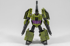 DSC07682 (KayOne73) Tags: iron factory legends scale transformers transformer robot toy figures 3rd party sony a7rii nikkor nikon 40mm combaticons bruticus combiner class war giant micro macro lens dx