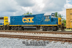 CSX 2357 | EMD RDSLUG | CSX Taft Yard (M.J. Scanlon) Tags: business cr csx2357 csx6792 csx9720 csxsanfordsubdivision csxtaftyard csxtransportation csxt canon capture cargo commerce conrail digital emd eos es44ach es44dc engine florida freight ge gp382 gp402 haul horsepower image impression landscape locomotive logistics mjscanlon mjscanlonphotography merchandise mojo move mover moving orlando rdslug rail railfan railfanning railroad railroader railway roadslug sbd6792 scanlon seaboardsystem taftyard track train trains transport transportation view wa703 wra703 westernrailwayofalabama wow ©mjscanlon ©mjscanlonphotography csxt2357 csxt6792