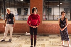 2018-8-2 Fringe PVD The Artist Presents- Fitness with Marina Abramovic (Photograph by Kevin Murray)