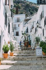 Frigiliana | Spain (Caroline Groneberg) Tags: spanien malaga andalusien stadt städtchen dorf frigiliana weis architektur weisestadt treppen