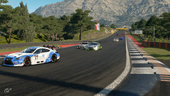1ªEtapa GT3 Series Dragon Trail (Granturismo Entertaiment Center) Tags: