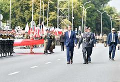 Wielka Defilada Niepodległości (Kancelaria Premiera) Tags: premier mateuszmorawiecki ministerstwoobronynarodowej mon żołnierze świętowojskapolskiego wielka defilada niepodległości