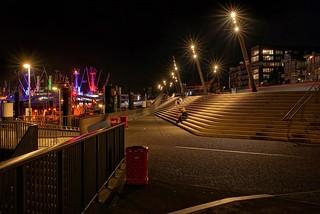 Urban Summer Nights │ Hamburg