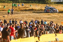 MOTORSPORT : WRC Deutschland - WRC - 16-08-2018 (Michelin Motorsport_Rally) Tags: motor sport motorsport car 2018 auto rallye 17 rally championnatdumondedesrallyes wrc worldrallychampionship bostalsee germany deutschland