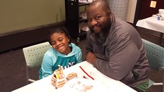 20151212_114232 (ypsidistrictlibrary) Tags: gingerbreadhouses gingerbread candy christmas xmas annual