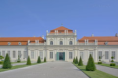 Wiedeń / Vienna - Dolny Belweder / Lower Belvedere (Adam Żabiński) Tags: wiedeń architecture vienna architektura zabytki monuments ngc belvedere