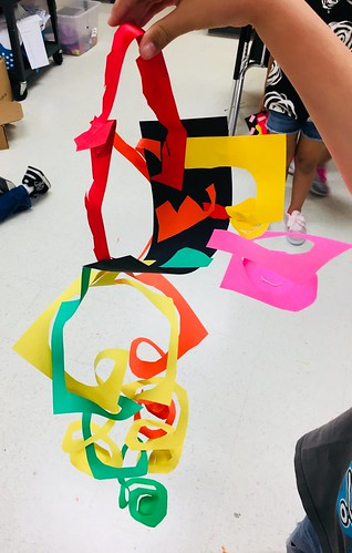 """2nd grade Matisse Cutouts • <a style=""""font-size:0.8em;"""" href=""""http://www.flickr.com/photos/57802765@N07/43775674301/"""" target=""""_blank"""">View on Flickr</a>"""