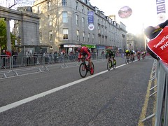 Looking down towards the Union Street hairpin (Steelywwfc) Tags: ovo energy tour series aberdeen liam davies vitus pro cycling david lines wheelbase castelli adam moore morvelo basso finn crockett spokes racing team holdsworth james ireson nathan draper wiggins