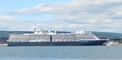 Zuiderdam Cruise Ship, from Balblair, Black Isle, Aug 2018 (allanmaciver) Tags: zuiderdam cruise ship invergordon balblair black isle scotland allanmaciver east coast holland america line