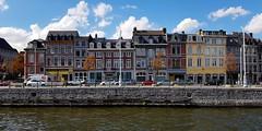 Quai de la Batte (Liège 2018) (LiveFromLiege) Tags: liège luik wallonie belgique architecture liege lüttich liegi lieja belgium europe city visitezliège visitliege urban belgien belgie belgio リエージュ льеж