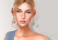 AUREALIS for @Equal10 (Maxim Mushtiatsa / Aurealis. Owner) Tags: aurealis aurealisjewellery equal10 event jewellery jewelry earrings secondlifeblogger secondlifeblog secondlifegirl secondlife slblogger sl virtualworld virtualgame virtuallife newmesh newmeshsl newsl
