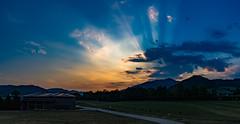 Hörnleberg/Schwarzwald 2018 (karlheinz klingbeil) Tags: sunrise hörnleberg badenwürttemberg südbaden himmel breisgau sonnenaufgang berg panorama schwarzwald wolken mountain windenimelztal deutschland de