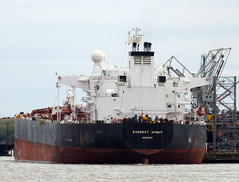 DSCN2261 (Darren B. Hillman) Tags: tanker tranmerenorthoiljetty lightcrude ships rivermersey nikon p900 priorywharf birkenhead wirral