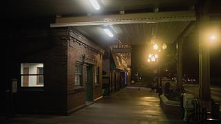 Brownline | Damen | Train Station