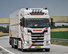 Chickliner Int. Transport (NL) (Brayoo) Tags: hazeleger scania chickliner livestock camoin transport camioin lkw lorry