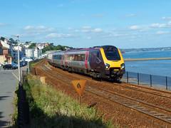 1V54 Dawlish (Marky7890) Tags: xc 220000 class220 voyager 1v54 dawlish railway devon rivieraline train