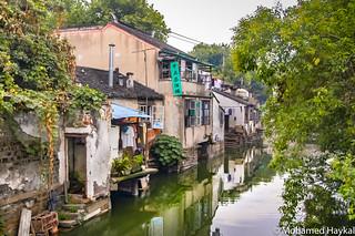 In Old Shanghai