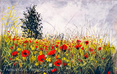 Flowers---Alberto Asta (Francesco Impellizzeri) Tags: alberto asta landscape painting flowers