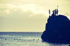 DSC_0135 (Seán Creamer) Tags: maui hawaii kaanapalibeach usa beach aloha blackrockbeach cliffdiving sheraton