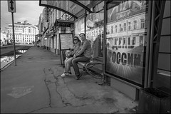 0A7_DSC0957 (dmitryzhkov) Tags: street life moscow russia human monochrome reportage social public urban city photojournalism streetphotography documentary people bw dmitryryzhkov blackandwhite everyday candid stranger