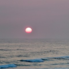 (blanca.defrancisco) Tags: galicia sunset sea spain sunrise