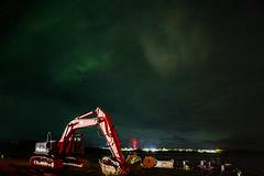 hoe (Adrian stoness) Tags: lynnlake aura northernlights canada north manitoba skys