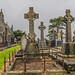 THIS IS THE NEW CEMETERY, BOHERMORE [SOME OBJECTED WHEN I ONCE DESCRIBED AS A VICTORIAN CEMETERY]-141369
