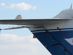 """A-90 Orlenok Ekranoplan 10 • <a style=""""font-size:0.8em;"""" href=""""http://www.flickr.com/photos/81723459@N04/28831431927/"""" target=""""_blank"""">View on Flickr</a>"""