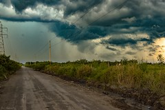 tormenta (Isai Hernandez) Tags: storm sky nikon nature fuerza road way camino