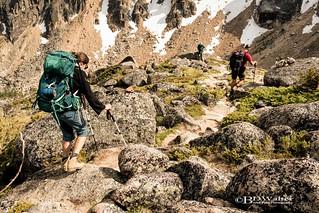 Lady Slipper Ridge Route