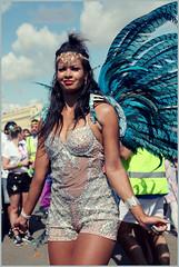 Pride in Brighton 2017: Take these wings and learn to samba (pg tips2) Tags: pride brighton 2017 prideinbrighton2017 lgbt lgbtq bluebird plumage
