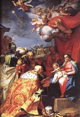 Abraham Bloemaert The Adoration of the Magi Netherlands (c. 1623) Oil on Canvas, 420 x 290 cm Musée de Grenoble Y'know…for a painting that's 14 feet tall, I'm a little sad the photo isn't better. It's prominently featured on the museum's website: (medievalpoc) Tags: art history monumental painting medievalpoc adoration abraham bloemaert 1600s netherlands musée de grenoble