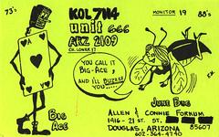 t30000812 (myQSL) Tags: cb radio qsl card 1970s